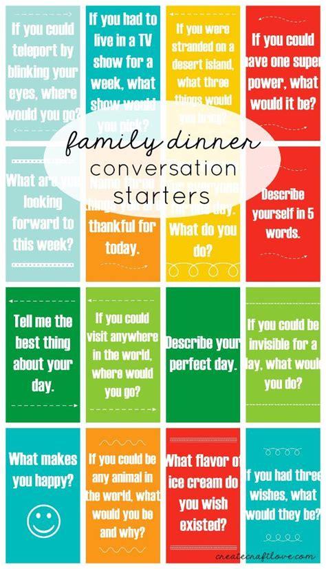 dinner conversation questions 25 best ideas about conversation topics on
