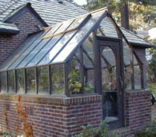 House Plans With Greenhouse Attached Attached Green House The Backyard