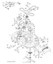 poulan pb145g42 96042016400 2014 09 parts diagram for mower deck cutting deck