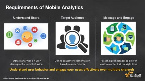 mobile web analytics mobile analytics and user engagement