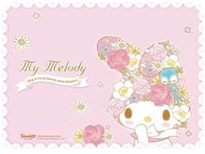 melody wallpaper