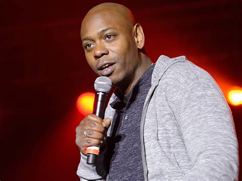 dave chappelle booed during stand up show