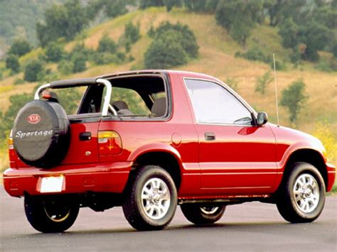 1999 kia sportage reviews specs and prices cars