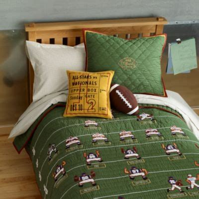 football themed bedroom pinterest