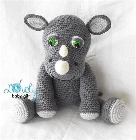 amigurumi rhino pattern amigurumi rhino pattern crochet animal pattern tutorial
