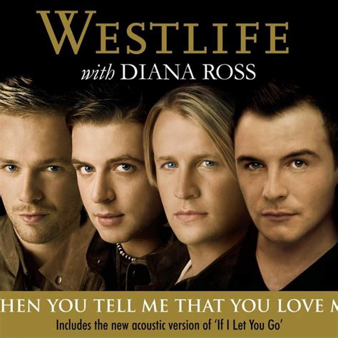 diana ross no matter what you do westlife feat diana ross when you tell me that you