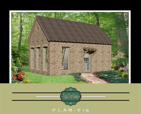 tiny texas house plans texas tiny homes plan 516