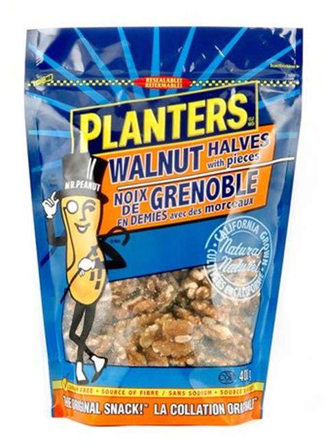 Planters Walnuts by Planters Walnut Halves With Pieces Walmart Ca