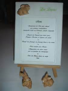 menu mariage chetre id 233 es d 233 co pour une table de mariage l armoire de l 233 o et un de maman