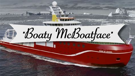 boaty mcboatface boaty mcboatface ethics alarms