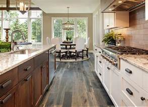 Kitchen Wood Flooring Ideas 80 Home Design Ideas And Photos Home Bunch Interior Design Ideas