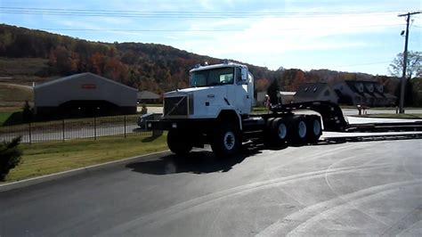 heavy spec volvo autocar  tractor pull  truck youtube