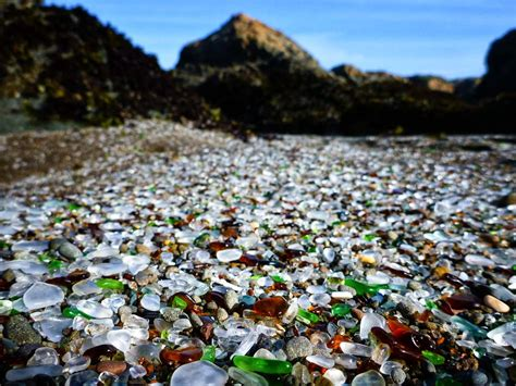 glass beach check out some amazing images of california s glass beach