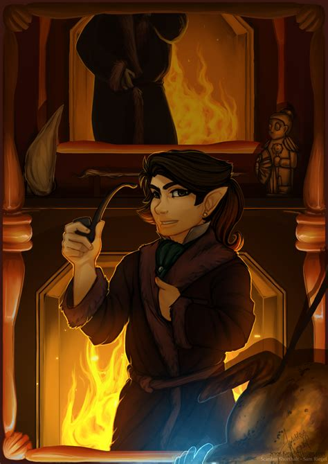 Dining Room Prints scanlan s dining room portrait by captainkato on deviantart