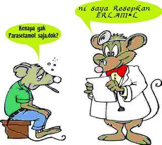 lucu tentang kesehatan rizal