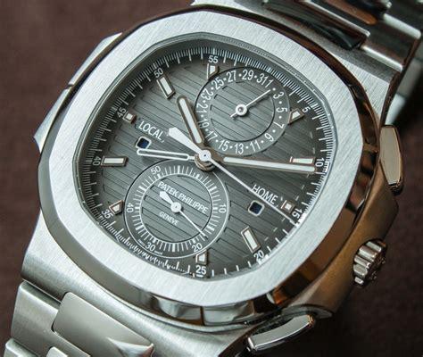 Patek Philippe 5990/1A (5990) Nautilus Steel Watch Hands On   aBlogtoWatch