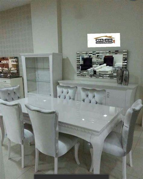 salle  manger meubles  decoration tunisie