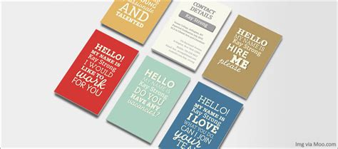business cards templates for job seekers business card ideas for job seekers image collections