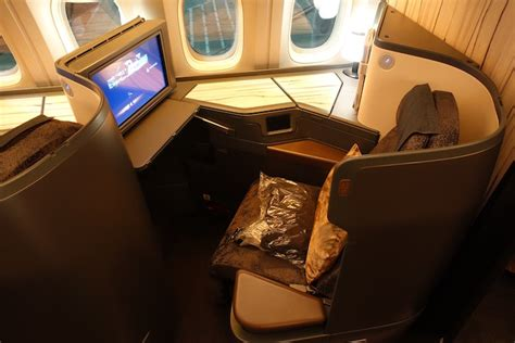 review china airlines business class 777 300er los angeles to taipei one mile at a time