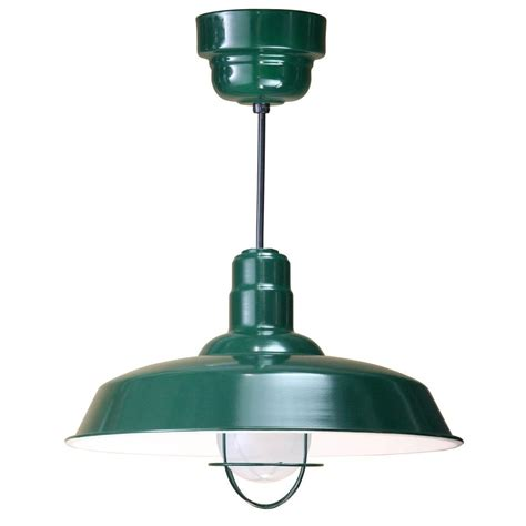 green fluorescent light illumine 1 light ceiling green fluorescent pendant cli 486