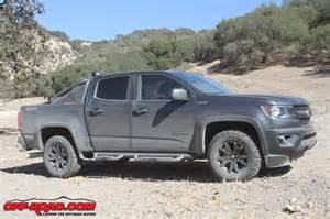 Colorado Trail Tires 2016 Chevrolet Colorado Duramax Diesel Drive