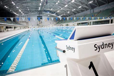pools   aquatic centre sydney olympic park