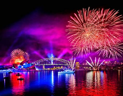 sydney australia new year s eve fireworks the best