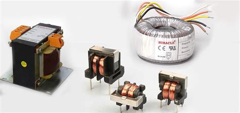 how are power transformers and inductors important miracle electronics devices pvt ltd
