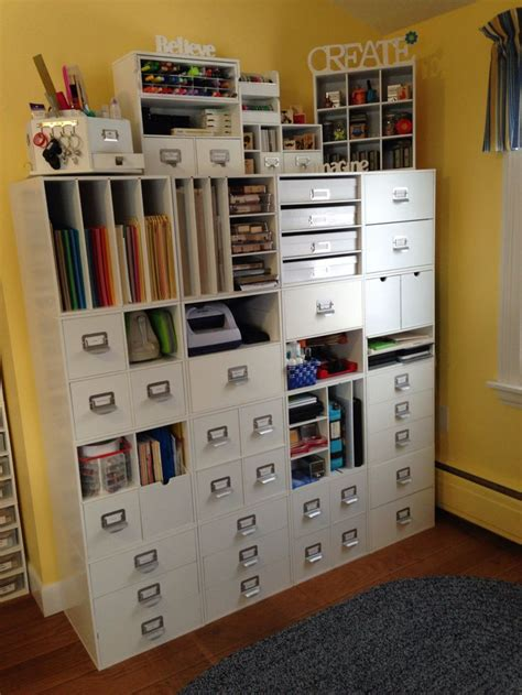 recollections craft room storage