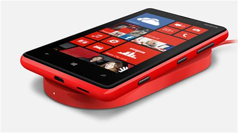 lade a induzione nokia wireless charging plate microsoft usa