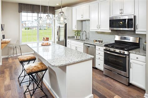 Cc Community Kitchen by Colmar Pa Townhomes For Sale Walnut Creek At Montgomeryville