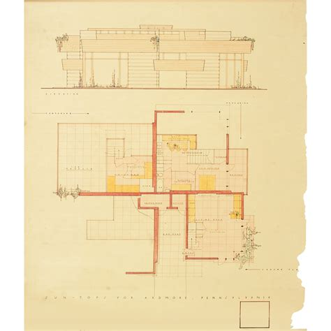 style section frank lloyd wright s suntop homes ardmore pa 1938