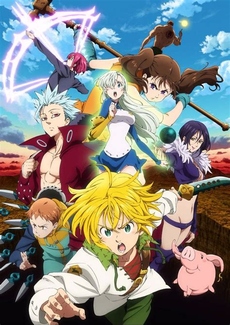 The Seven Deadly Sins Of Dating 2 by The Seven Deadly Sins Season 2 Release Date On Netflix