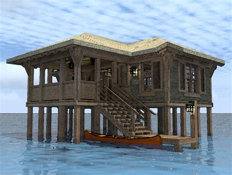 coastal house plans on stilts stilt house plans modular homesstal home beach on stilts small luxamcc