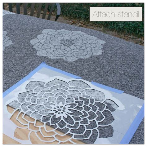rug stencils rug stencil designs rugs ideas