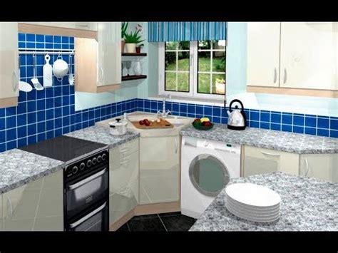 diseno decoracion de cocinas pequenas  economicas youtube
