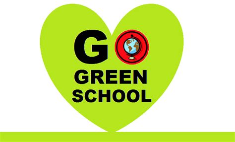 Alliz Go To School Green go green school