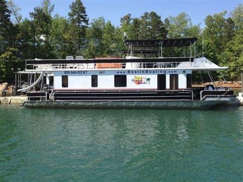 lake lanier house boat rentals finding paradise houseboat magazine