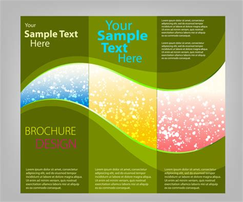 template brochure free travel brochure template free vector 14 652 free