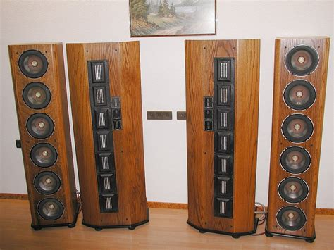infinity rs ii speakers infinity rs 1b