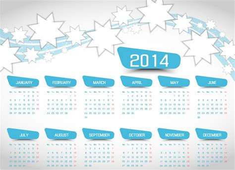 design of calendar 2014 top ten designs for calendar 2014 elsoar