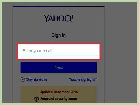 how to reset verizon yahoo email password 3 ways to change your password in yahoo wikihow