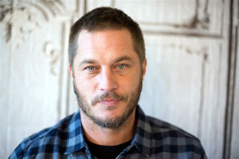what is going on with travis fimmels hair in vikings vikings actor travis fimmel developing wyatt earp series