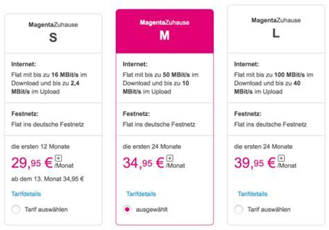 zuhause telekom magenta zuhause telekom startet neue dsl und festnetz