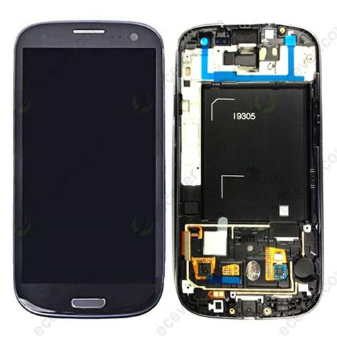 Samsung Touch Blue for samsung galaxy s3 siii i9305 lcd screen display