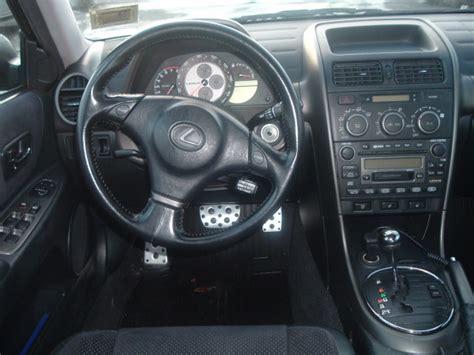 sweet car lexus is300 interior
