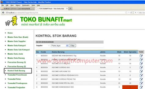 Software Kasir Toko Komputer Printer Barcode Atm Reader Kokas Irit software kasir pos free analy