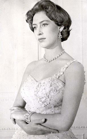 margaret princess royal baby princess margaret and the problems of being spare daily mail