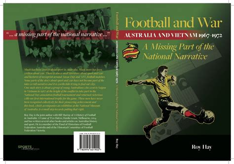 Book Review Everything A Needs To About Football By Simeon De La Torre And Brown by Book Review Football And War Australia And 1967