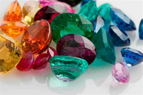 gemstone guide classification of gemstones